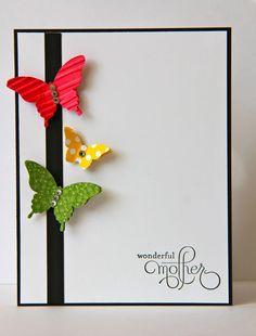 Ladybug Designs: CAS(E) this Sketch Mother's Day