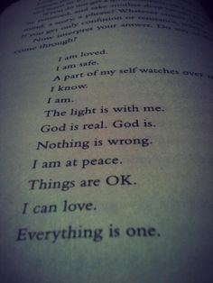 via | peace love and happiness
