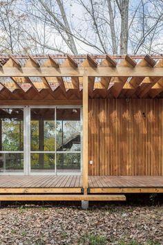 50 Impressive Details Using Wood,© Fernando Schapochnik