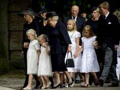 Funeral Prins Friso. 08-16-2013.