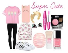 """Super Cute"" by ludmila-vm ❤ liked on Polyvore"