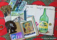 Extraits de mes carnets de voyage (format 21 x 29,7 cm). En vente lors de rencontres en médiathèques, salons du livre et festivals ou par mail.