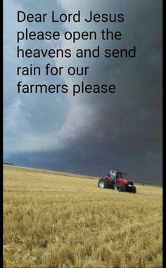 Dear Lord, Farmer, Heaven, Rain, Rain Fall, Sky, Heavens, Farmers, Waterfall