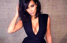 Un truco de Kim Kardashian para lucir escote ideal sin sujetador