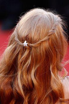 Hair idea from the back