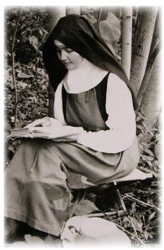 Religious Spiritual Life: Cistercian Nun