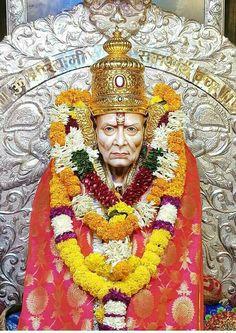 Shivaji Maharaj Hd Wallpaper, Saints Of India, Swami Samarth, Sai Baba Photos, Krishna Art, Indian Gods, Morning Greeting, Lord Shiva, Hinduism