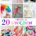 20 Amazing Unicorn Party Ideas for Kids