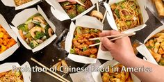 Evolution of Chinese Food in America – Hot & Sour Blog