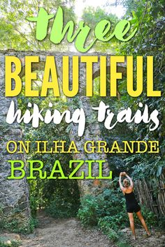 Ilha Grande stole my heart — and it also gave it a workout. Cardio and adventure fans alike will flip for the hiking opportunities on this untamed Brazilian island.