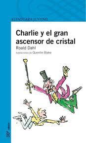 .-Este libro, la continuación de ''Charlie y la  fábrica de Chocolate'', el señor Wonka ha decidido cederle a Charlie su gigantesca y fabulosa fábrica, y esto hará que su vida cambie por completo. .-Si te gustó ''Charlie y la Fábrica de Chocolate'', continúa las aventuras en el mágico Ascensor de Cristal de Roald Dahl.
