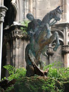 Barcelona, kloostertuin