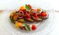 Melanzane agli aromi mediterranei