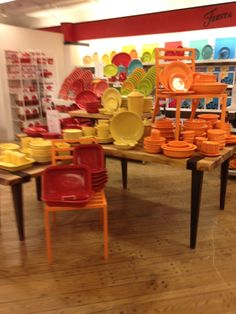 Macy's - New York - Department Store - Homewares - Home - Cook  Dine - Visual Merchandising - Landscape - Layout - Fittings - www.clearretailgroup.eu