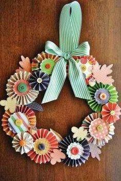 Craft wars wreath | Spark | eHow.com