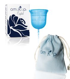 Amycup Crystal - Ladyways - Menstruationstassen