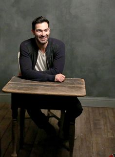 Tyler Hoechlin attends The Samsung Studio at SXSW 2016 on March 11, 2016 in Austin, Texas.