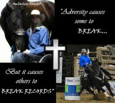 1000 Images About Amberley Snyder On Pinterest Rodeo