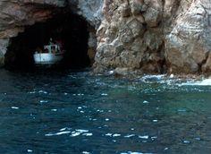 la grotta dell'amore
