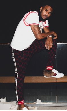 Trey Songz ❤️ #treysongz #gucci #singer PINTEREST:DEE✨✨ Nba Fashion, Lance Gross, Morris Chestnut, Michael Ealy, Timothy Olyphant, Man Crush Everyday, Trey Songz, Denzel Washington, Chris Pratt