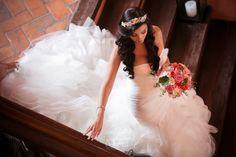 Pronovias Mildred Dress Destination Wedding
