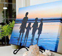 Sind Sie auf der Suche nach einer personalisierten Wandgestaltung? Mögen Sie gute und sinnvolle Fotografien? Wenn... moderne Leinwandbilder selber gestalten