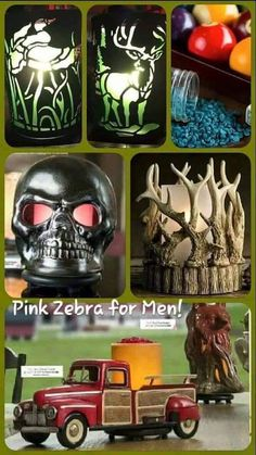 Pink Zebra for Men.