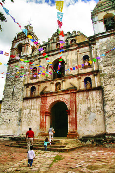 Tlacochahuaya, Oaxaca, México. Fotografía: Fer Arce