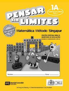 Libros y materiales educativos: Cuaderno de Trabajo Método Singapur Matemáticas