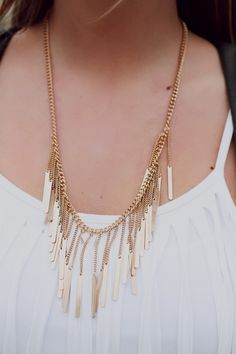 Take the Lead Necklace