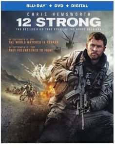 Rent 12 Strong starring Chris Hemsworth and Michael Shannon on DVD and Blu-ray. Get unlimited DVD Movies & TV Shows delivered to your door with no late fees, ever. Streaming Vf, Streaming Movies, Hd Movies, Movies To Watch, Movies Online, Movies And Tv Shows, Movie Tv, Movies Free, Chris Hemsworth