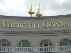Church Hill Downs, Louisville Kentucky