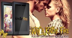Win a #Kindle Fire and ANY #ContemporaryRomance Book You Want in this #Giveaway #amreading