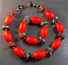African Reds by MargitB., via Flickr