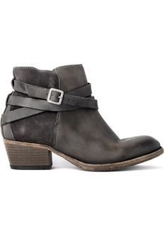 Shop the H By Hudson Horrigan Ankle Boots - Smoke online at The Dressing Room. Get 10% OFF your first order + FREE UK delivery!