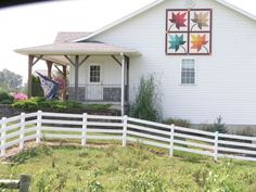 Barn Quilt Patterns to Paint   These quilt murals really capture the time-honored history and culture …LaGrange Co, IN