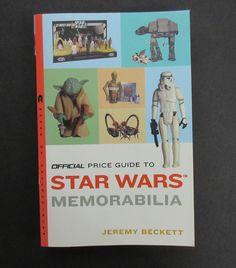 Star Wars Memorabilia Official Price Guide Jeremy Beckett Paperback
