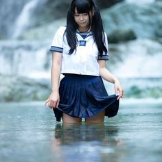Preppy Easter Outfits for Teens for the Best Look School Girl Fancy Dress, School Girl Outfit, School Uniform Girls, School Girl Japan, Japan Girl, Cute Asian Girls, Beautiful Asian Girls, Cute Girls, Japonese Girl