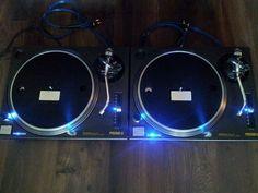 Gramofony Technics SL-1210MK2 (Custom-Pacha Ltd!)
