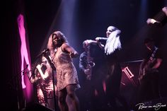 Tina Turner Tribute act - Hot Leggs
