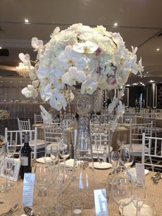 Centerpieces - By Sofia Bridal Flowers