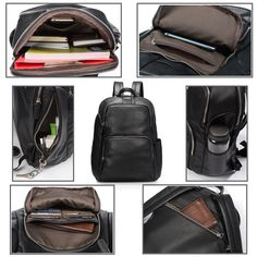 Lights & Lighting Earnest School Bags Man Backpacks Women Backpack Leisure Sport Backpack Large Capacity Laptop Bag Travel Bag Mochila 100% Original