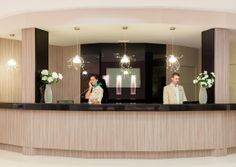 Recepción Lanzarote Hotels, Front Desk, Good Night Sleep, Chandelier, Ceiling Lights, Boutique, Wi Fi, Furniture, Public