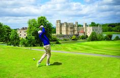 Leeds Castle Golf Club set against the backdrop of one of Kents most picturesque castles has joined the Golf in Kent marketing partnership to further enhance the county as one of Englands finest golfing destinations.    The Golf in Kent (www.golfinkent.co.uk) offering is made up of most of Kents most notable golf courses including three Open Championship courses two Open Qualifying venues and a European Tour host as well as a range of golf-friendly accommodation providers.  Excellent…