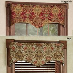 Gold And Brown Stripe Valance Curtain | For My Windows | Pinterest | Kitchen  Valances, Valance And Valance Curtains