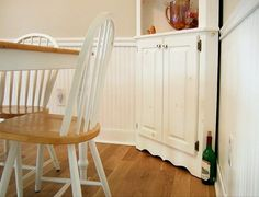 Installing Beadboard Wainscoting to Lend Classy yet Quondam Touch to Your Walls ~ Home Design Gallery
