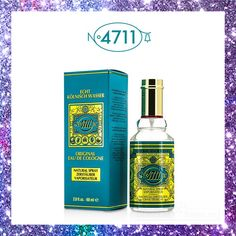 4711 EDC Spray 60ml for AED 42  Eau de Cologne ForMen Price: AED42 Brand: Muelhens Size: 60 ml 4711 EDC Spray 60ml Description: A floral woody fragrance for men Crisp, warm, sensual & charismatic Contains a blend of the world's finest essential oils Includes sandalwood from India, attar of roses & vetiver from... #EauDeCologne #Mens #Muelhens #Perfumes #CosmeticsPerfumes #Fashion #Men's #OnlineShopping #UAEdeals #DubaiOffers #OffersUAE #DiscountSalesUA