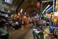grand bazaar ~ Istanbul