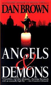 Image result for dan brown angel and demons