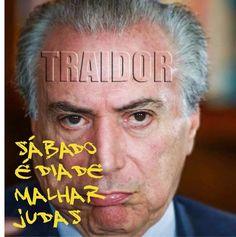 Cara de Lúcifer... Marduk, réptil... #ÓdioNão!  #NãoVaiTerGolpe #VaiTerLuta #VemPraDemocracia #GloboGolpista #AbaixoARedeGlobo #FaçaAmorNãoFaçaGolpe!